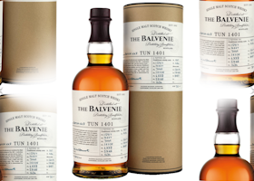 The New Balvenie - Tun 1401 Batch 8