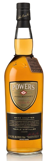 The Powers Gold Label Bottle