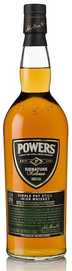The Powers Signature Release Bottle