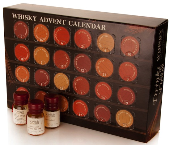Drinks by the Dram Whisky Advent Calendars Are Back!