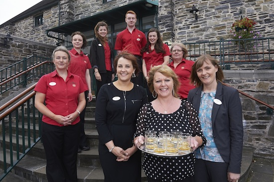 The Glenlivet Visitor Centre Staff