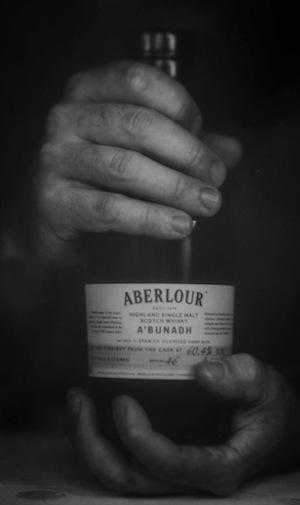 Aberlour A'bunadh - Shot by Ted Dwane