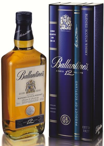 Ballantine's 12 Gift Tin