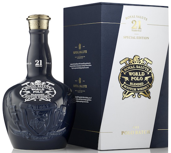Royal Salute Launches Its First-Ever World Polo Limited Edition
