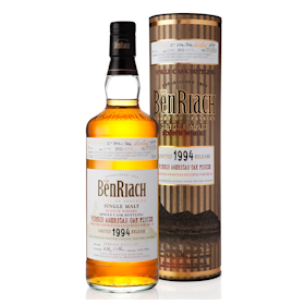 Edencroft - New Benriach, Braeval & Glendronach Malts!