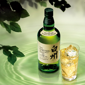 Hakushu – 12 Year Old Single Malt