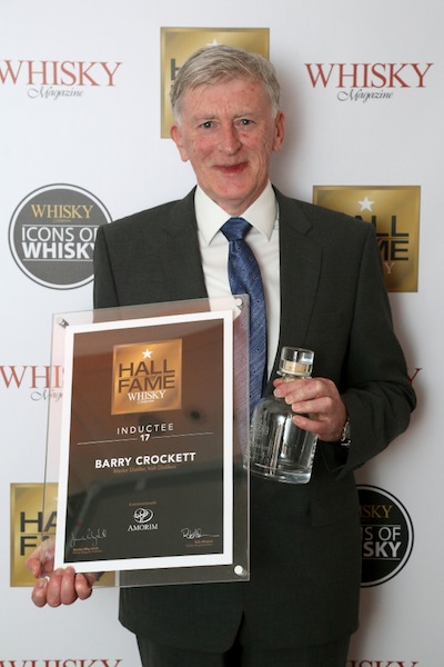 Barry Crockett Of Midleton Distillery
