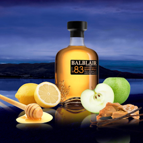 The New Balblair Malt From Edencrofts