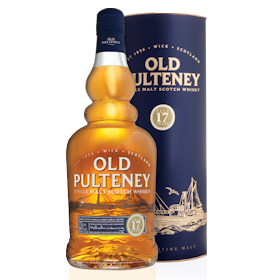Old Pulteney - 17 Year Old Single Malt