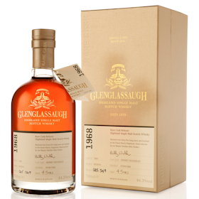 The Glenglassaugh - Rare Cask Batch 1 / Cask # 1601