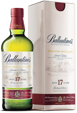 Ballantine's 17 Year Old Signature Distillery Glentauchers Edition