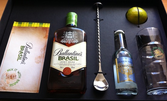 Tasting Ballantine's Brasil - Summer Is Here!