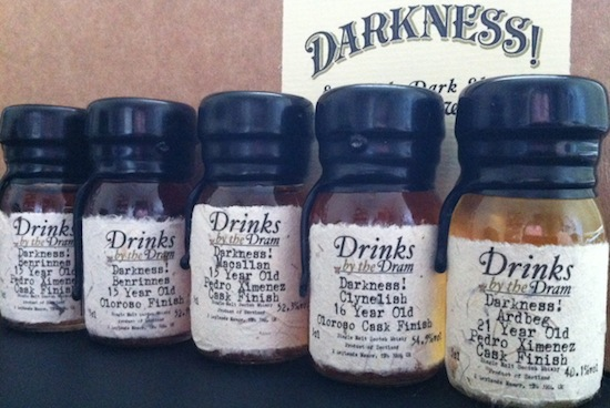 Tasting Notes: Maverick Drinks Latest Beasts - Darkness! (Part 2)
