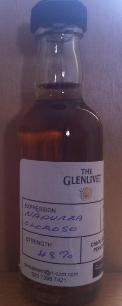 The Glenlivet Nàdurra Oloroso!