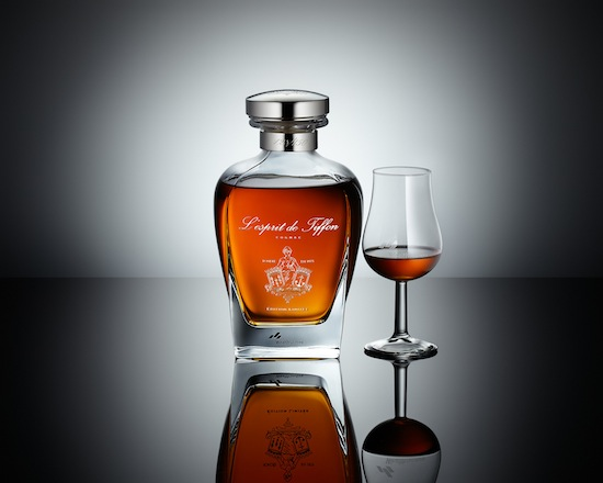 L'esprit de Tiffon 200 year old Cognac