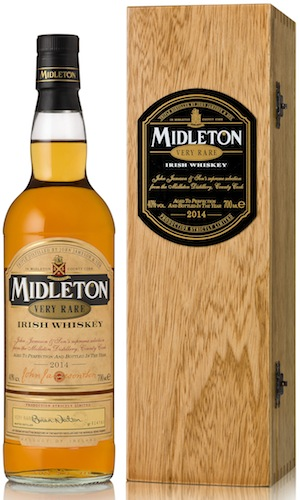 2014 Edition Of Midleton Very Rare Released
