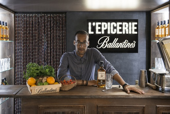 L'epicerie opens to the public at Parisian club, le Chacha