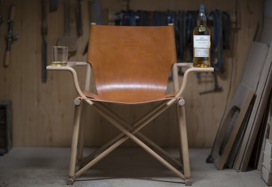 The Glenlivet Nàdurra Dram Chair
