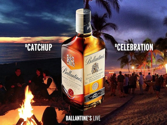 'Ballantine's Live': Catch Up - Celebration