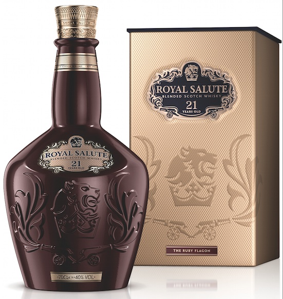 Royal Salute 21 YO ruby