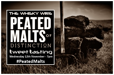 Peated Malts of Distinction!
