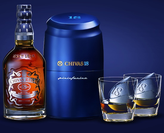 The Chivas 18 by Pininfarina Chapter 2 Ice Press