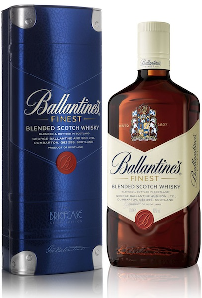 Ballantine's Brings History To Life With New Limited Edition Packs For Christmas 2014!