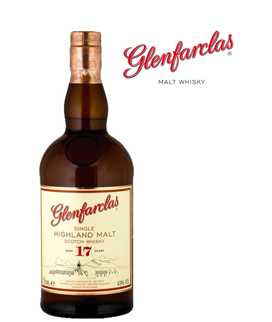 Glenfarclas 17 Year Old Single Highland Malt