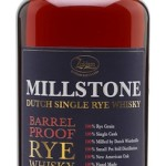 Millstone Dutch Single Rye whisky