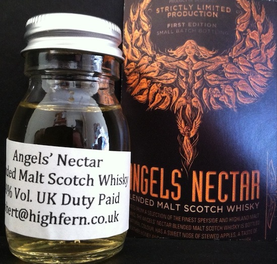 Angels Nectar - here's to heavenly!
