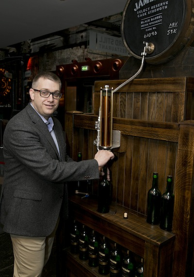 'Bottle Your Own' Whiskey Facilities Launch at Jameson Visitor Centres in Dublin and Cork