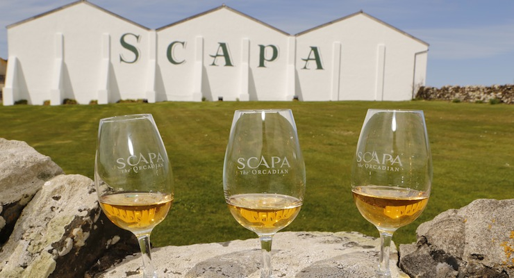 Scapa Distillery Opens its Doors to the Public for the First Time