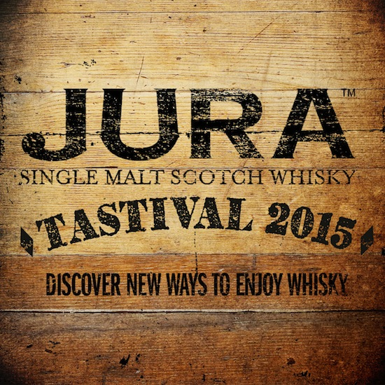 'Dram-packed' schedule announced for Jura Tastival 2015