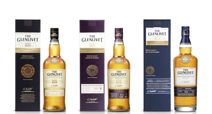 The Glenlivet Master Distiller's Reserve Range