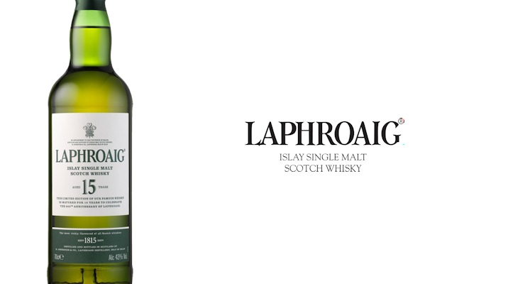 Laphroaig / 15 Year Old / 200th Anniversary Edition
