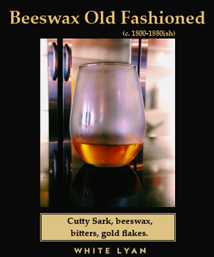 Cutty Sark Old Fashioned
