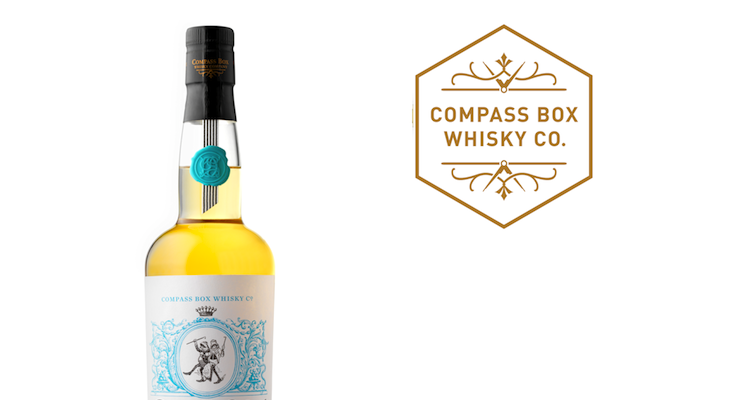 Compass Box / Double Single £ 110.00