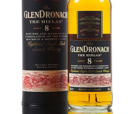 Glendronach The Hielan 8 Year Old £ 33.70