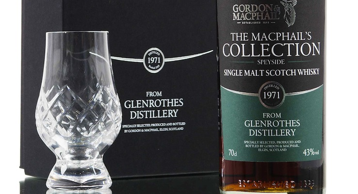 Glenrothes 1971 - The MacPhails Collection (G&M) £ 420.00