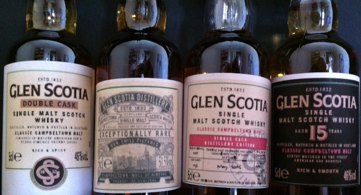 The Glen Scotia Range