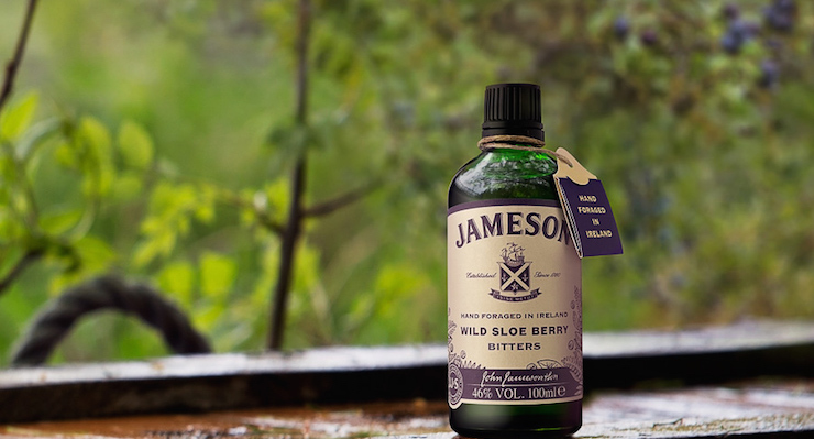 JAMESON IRISH WHISKEY INSPIRES TOP BARTENDERS WITH BITTERS PROJECT! Photo: Eoin Holland