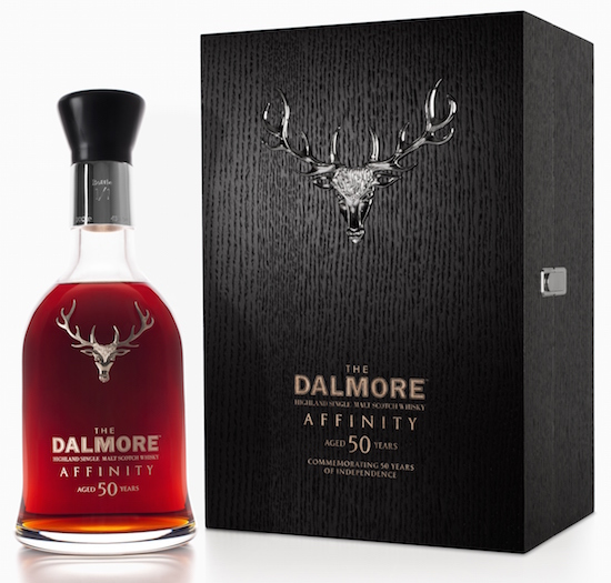 The Dalmore Affinity will be showcased at RWS Hotel Michael, Singapore for three weeks