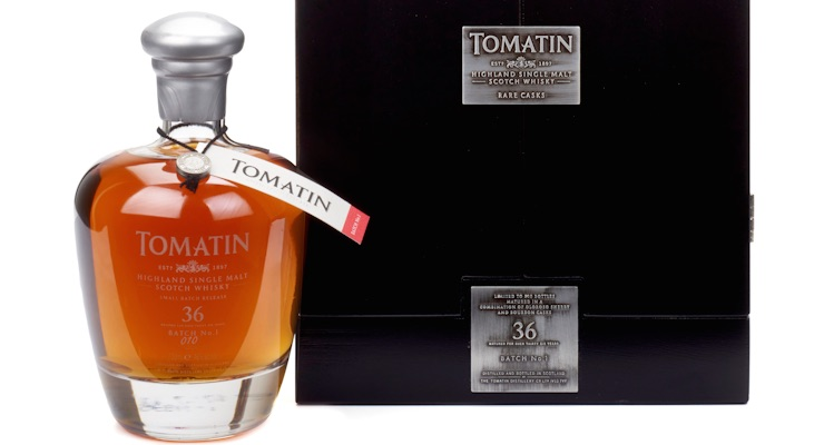 Tomatin / 36 Year Old Small Batch Release £ 430.00
