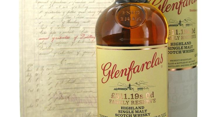 Glenfarclas / 51119 Family Reserve £ 81.50