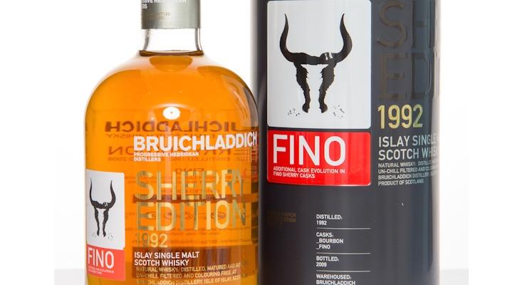 Bruichladdich / 1992 Fino Sherry £ 80.00