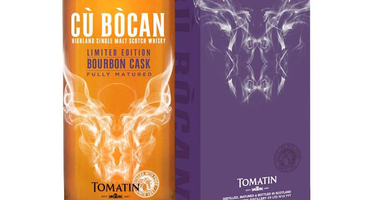 Cu Bocan / The Bourbon Cask