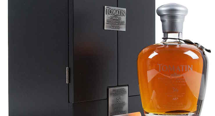 Tomatin 36 Year Old Batch 1 £ 475.00
