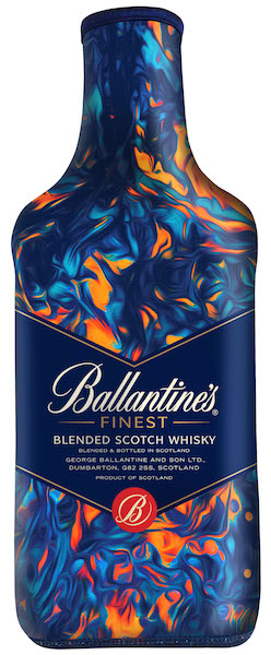 Ballantine's Finest Sleeve - Artist Series