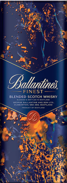 Ballantine's Finest Tin - Artist Series