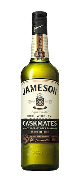 Jameson Caskmates is available from September 2015